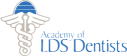 Academy of LDS Dentists Retina Logo